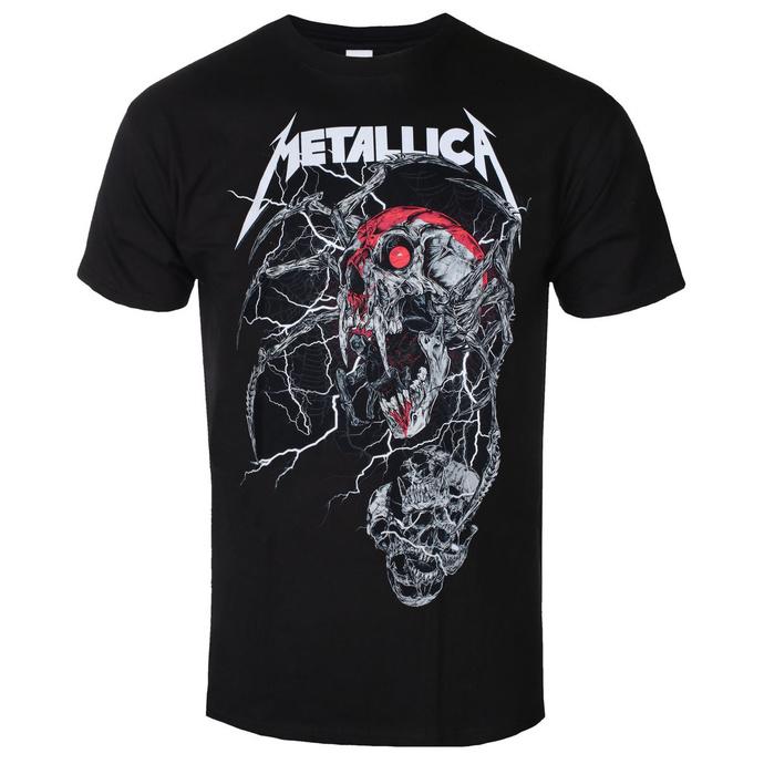 T-shirt pour hommes Metallica - Spider Dead - ROCK OFF