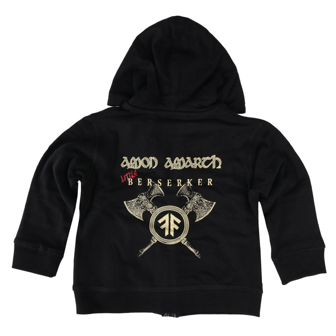 Sweat à capuche pour enfants Amon Amarth - Little Berserker - Metal-Kids