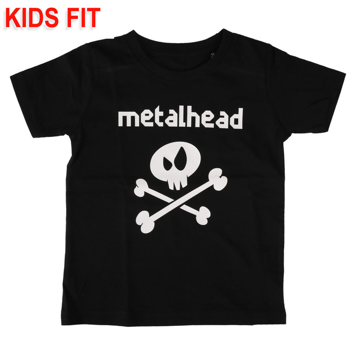 T-shirt pour enfants Metalhead - Metal-Kids