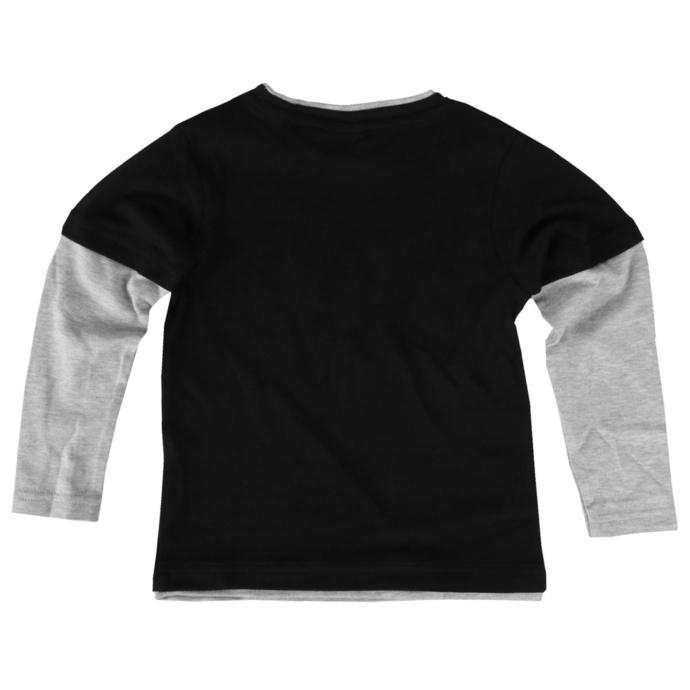 T-shirt pour enfants à manches longues Slayer - Logo - Metal-Kids