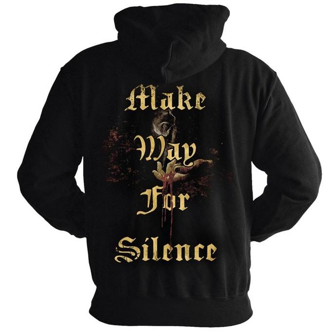 Sweat à capuche pour hommes FLESHGOD APOCALYPSE - Make way for silence - NUCLEAR BLAST