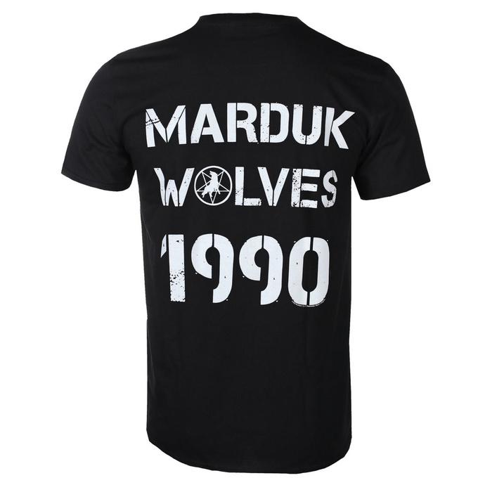 T-shirt pour hommes Marduk - Marduk Wolves 1990 - RAZAMATAZ