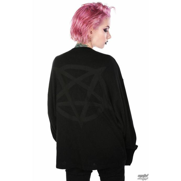 Pull pour femmes DISTURBIA - Pentagram - DXDK-41 - ENDOMMAGÉ