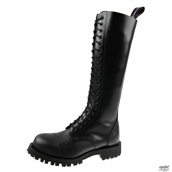Bottes ALTERCORE - 20 trous - 554 - Noir - ENDOMMAGÉ