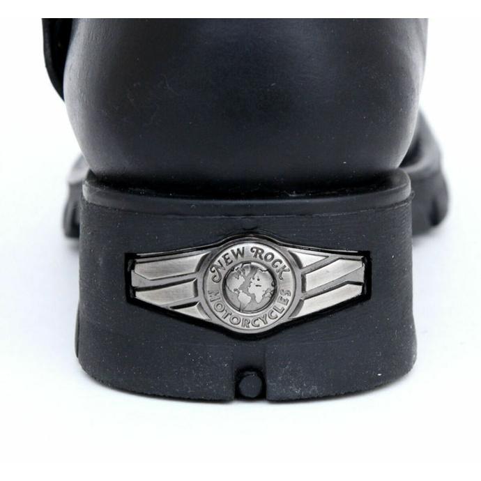 Bottes NEW ROCK - 7622-S1 - Itali noir - ENDOMMAGÉ