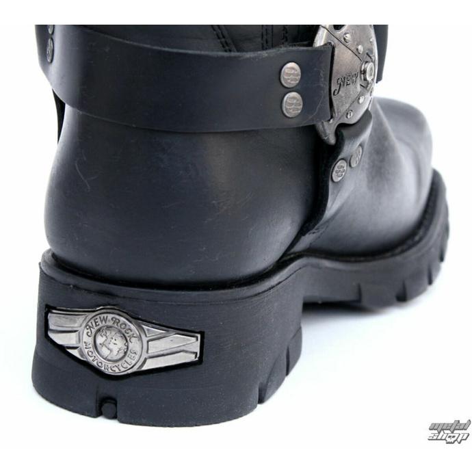Bottes NEW ROCK - 7605-S1 - Itali noir