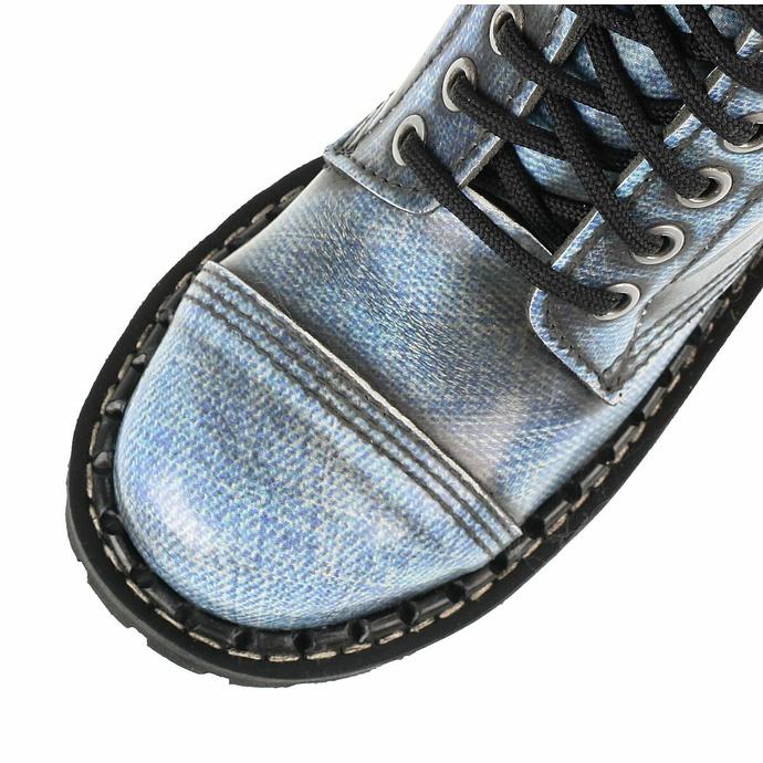 Bottes STEADY´S - 10 œillet - jeans