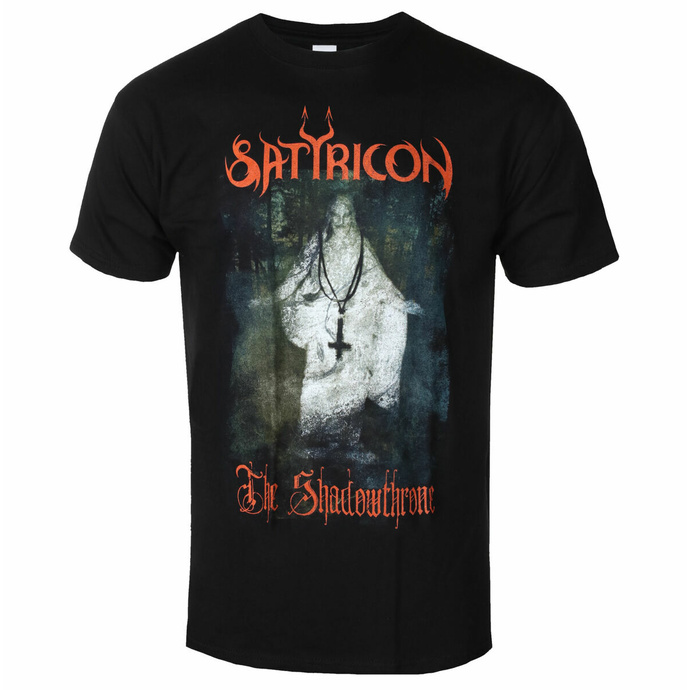 T-shirt pour homme SATYRICON - The Shadowthrone - NAPALM RECORDS