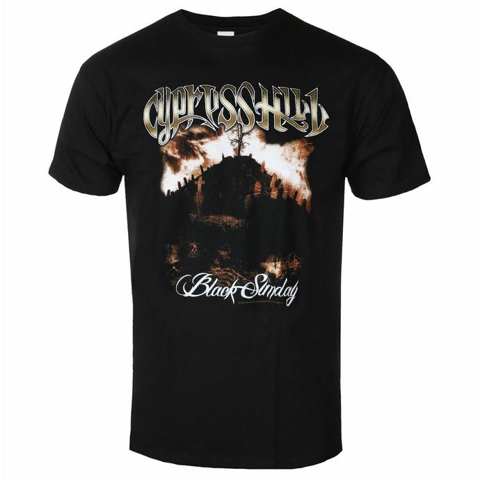 T-shirt pour homme CYPRESS HILL - Black sunday