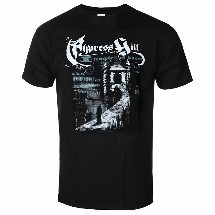 T-shirt pour homme CYPRESS HILL - Temple of boom