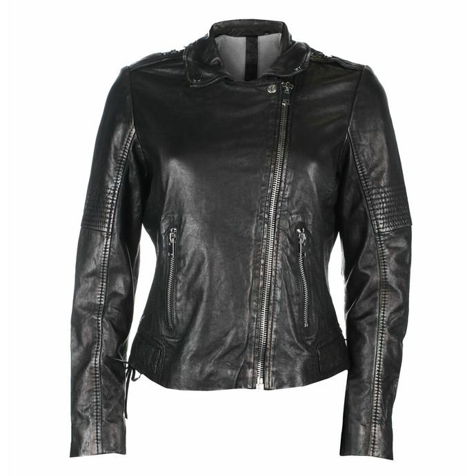 Veste pour femme (bomber) G2G Wona - SF LAMEV - Glossy Noir