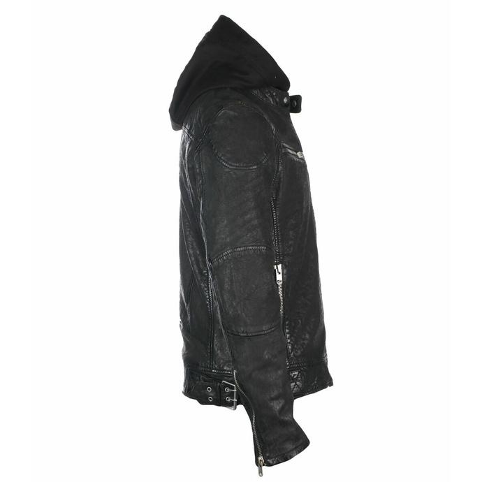 Veste pour homme (bomber) G2M Rayko - SF NSLCOUNT - Noir