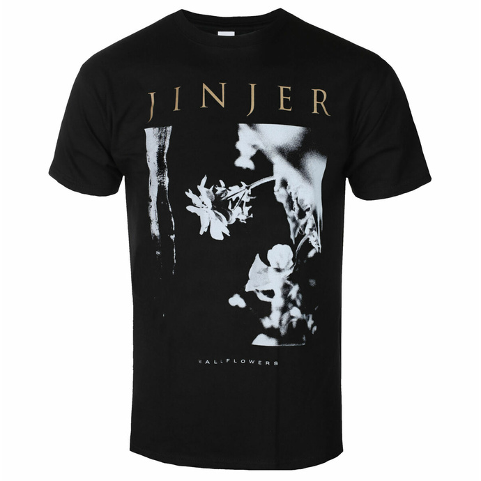 t-shirt pour homme JINJER - Wallflowers - NAPALM RECORDS