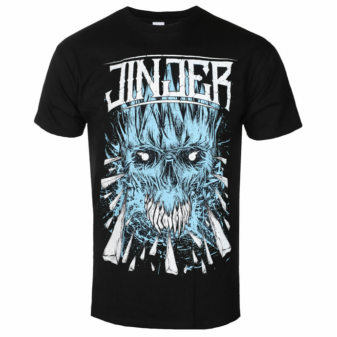 t-shirt pour homme JINJER - Breathe In - NAPALM RECORDS