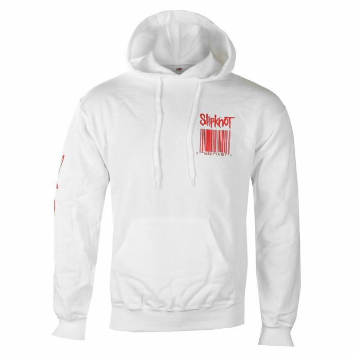 sweatshirt pour homme Slipknot - Wait & Bleed Barcode