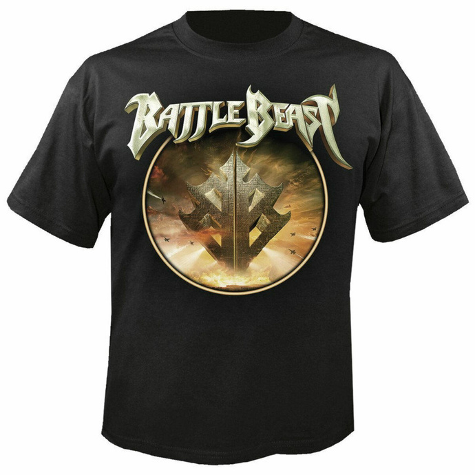 t-shirt pour homme BATTLE BEAST - Hollywood endings - NUCLEAR BLAST