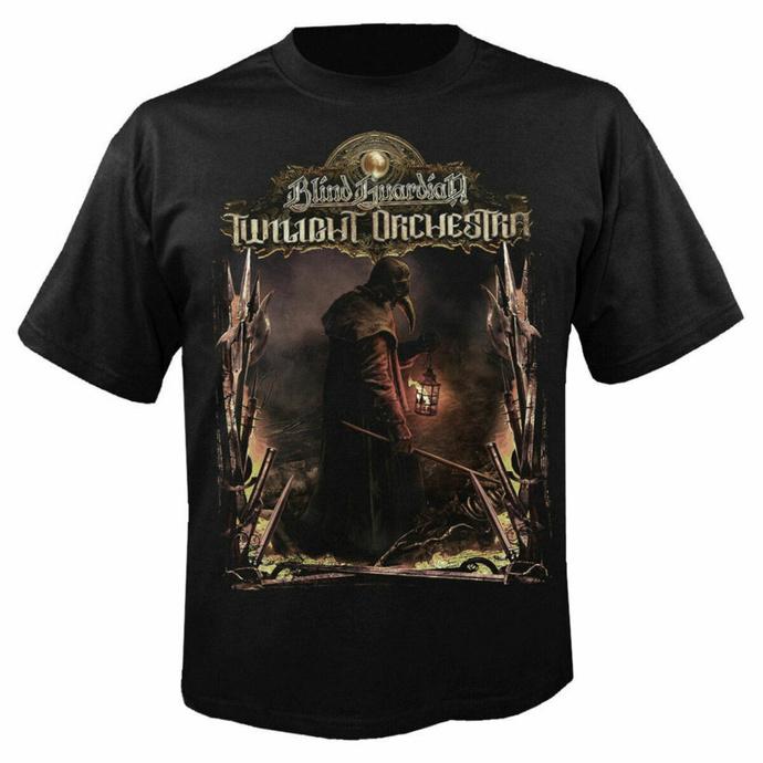 t-shirt pour homme BLIND GUARDIAN - TWILIGHT ORCHESTRA - War machine - NUCLEAR BLAST