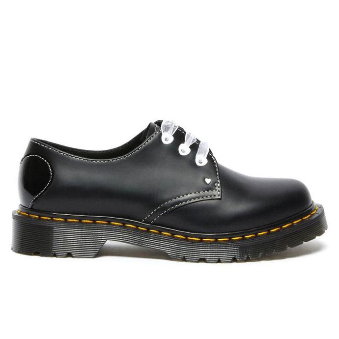 Chaussures pour femmes DR. MARTENS - 1461 Hearts - noir