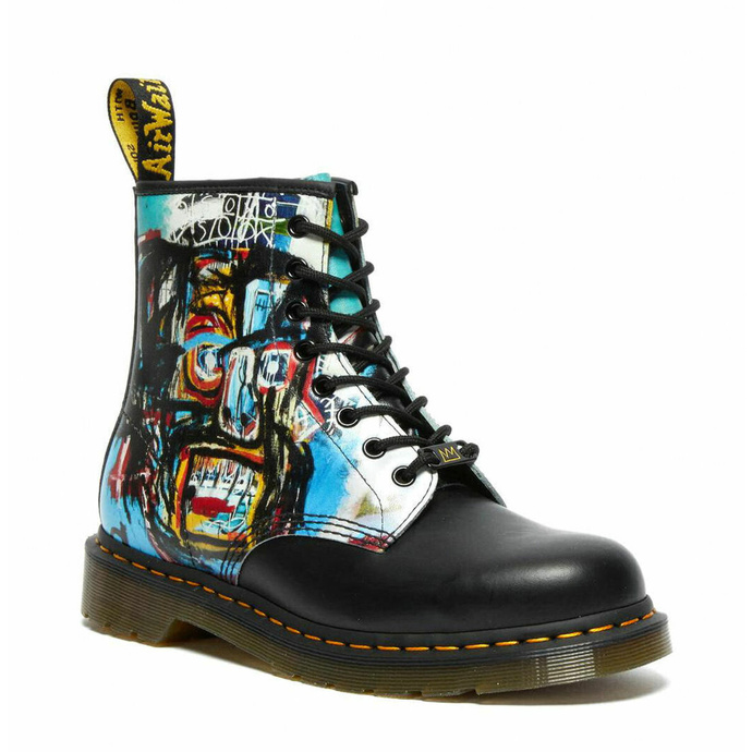 bottes DR. MARTENS - 8 oeillets - 1460 Basquiat