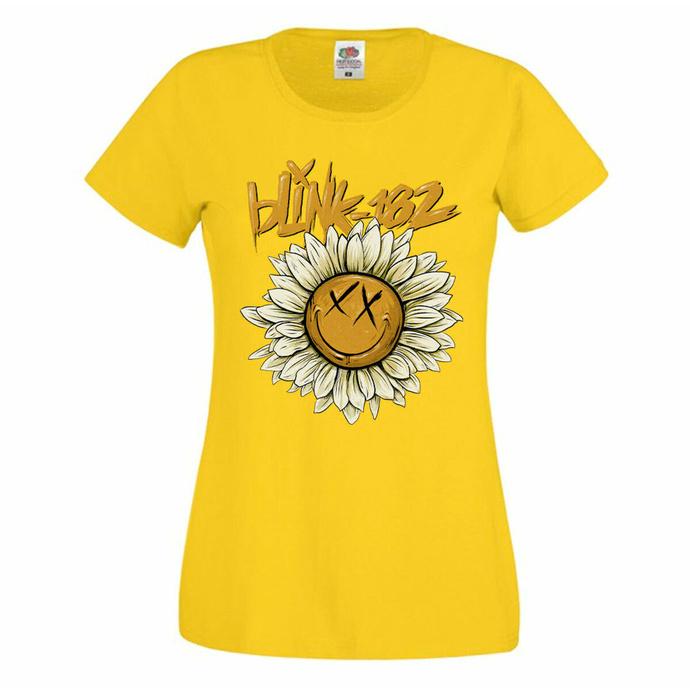 T-shirt pour femmes Blink 182 - Sunflower
