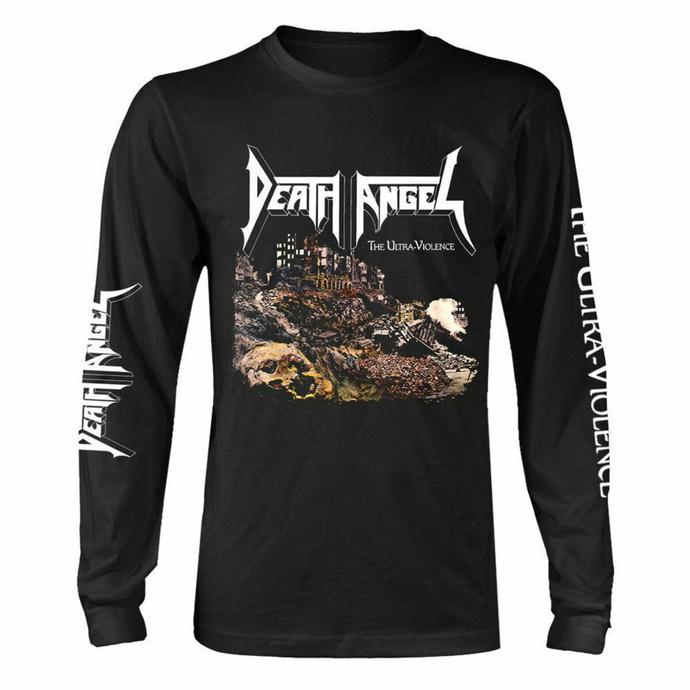T-shirt à manches longues pour hommes DEATH ANGEL - The ultra violence - NUCLEAR BLAST