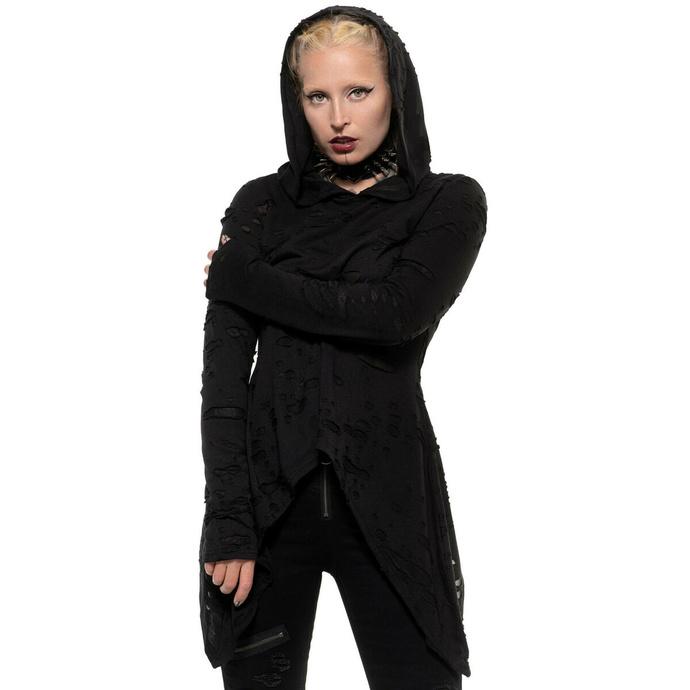 Sweat-shirt pour femme KILLSTAR - Hex Hooded - Noir