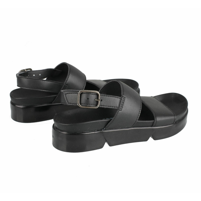 Chaussures pour femmes (sandales) ALTERCORE - Camille - Vegan Black