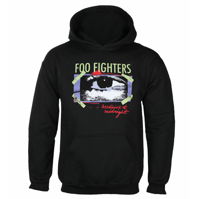 Sweat-shirt pour homme Foo Fighters - Medicine At Midnight Taped - ROCK OFF