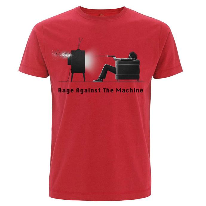 T-shirt pour hommes Rage against the machine - Won't Do - rouge
