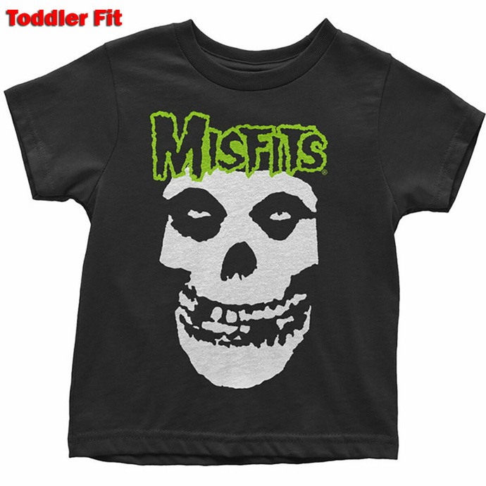 T-shirt pour enfants Misfits - Skull & Logo & - ROCK OFF