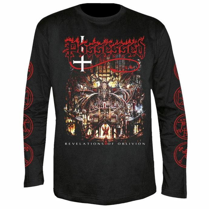 T-shirt à manches longues pour hommes  POSSESSED - Revelations of Oblivion - NUCLEAR BLAST