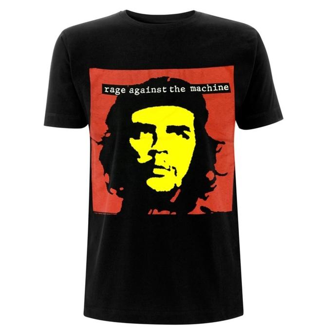 T-shirt pour hommes Rage against the machine - Che - Noir