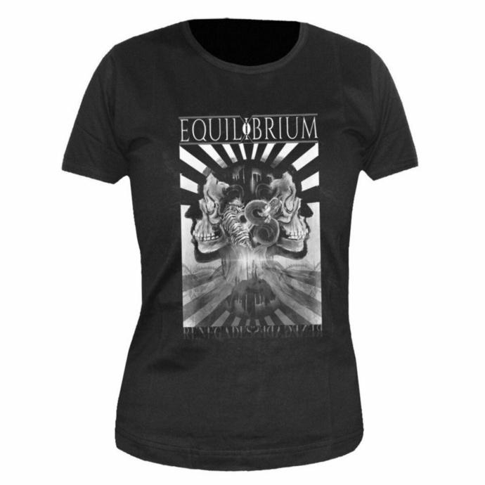 t-shirt pour femmes EQUILIBRIUM - renegades - NUCLEAR BLAST