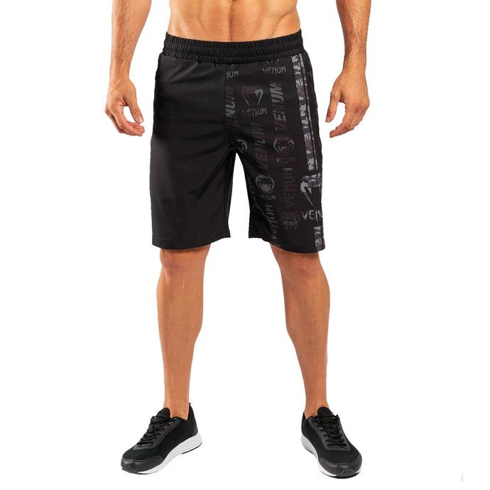 Short pour hommes VENUM - Logos Training - Noir / Urbain Camo