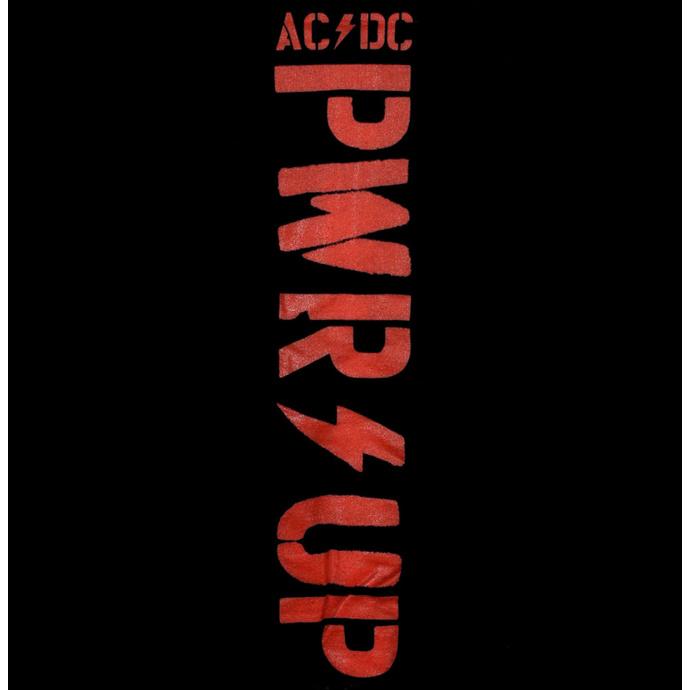 Sweat à capuche pour hommes AC / DC - POWER UP - Cables - RAZAMATAZ