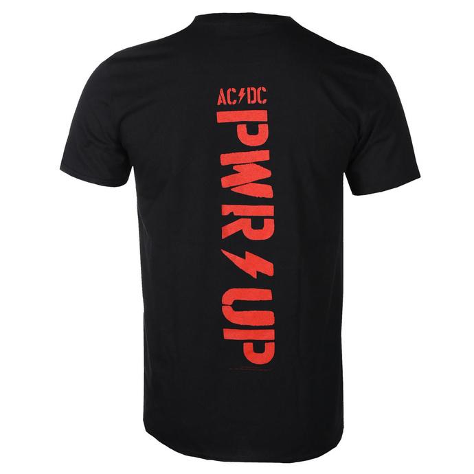 T-shirt pour hommes AC / DC - POWER UP - Cables - RAZAMATAZ