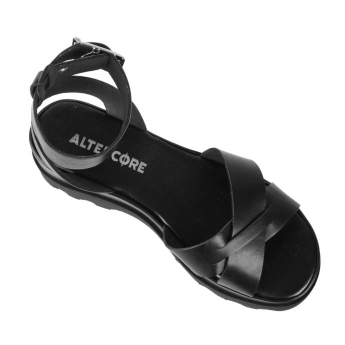 Chaussures (sandales) pour femmes ALTERCORE - Zoe - Noir