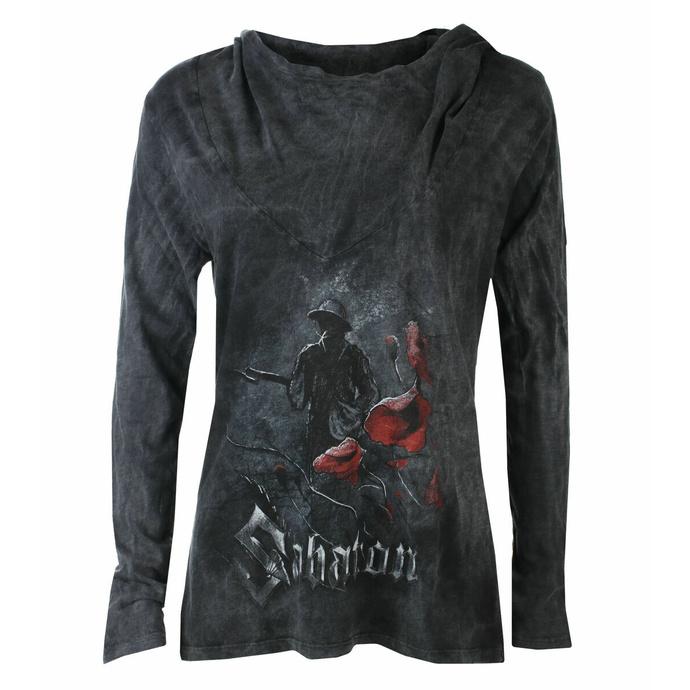 T-shirt à manches longues pour femmes SABATON - Flanders fields DELUXE - NUCLEAR BLAST