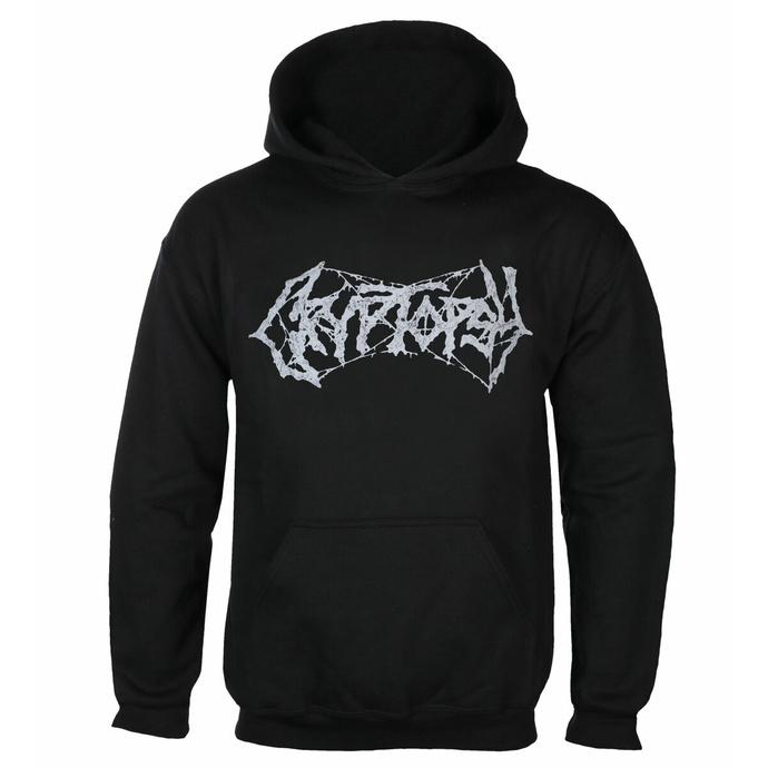 sweatshirt pour homme Cryptopsy - Classic Villas - Noir - INDIEMERCH