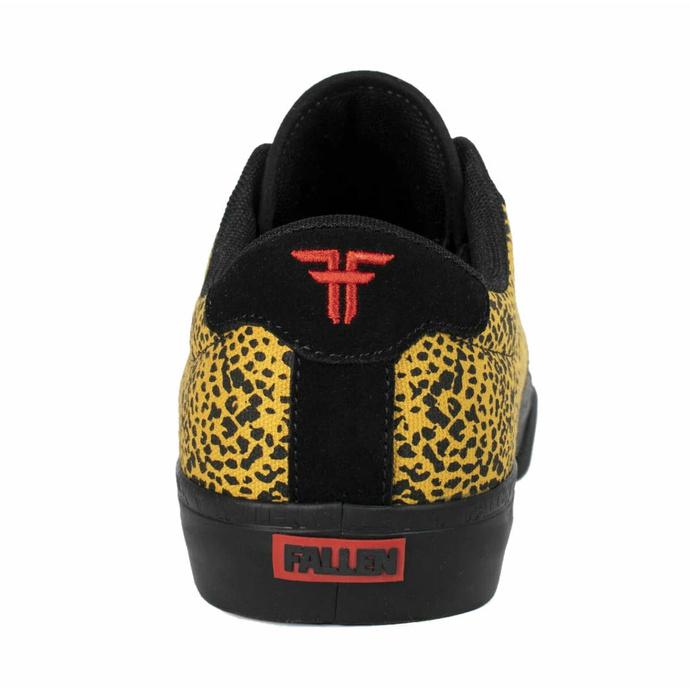 Chaussures pour hommes FALLEN - Bomber - Noir / Golden Speckle