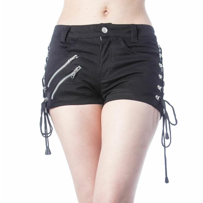 Short pour femmes VIXXSIN - DINA - NOIR