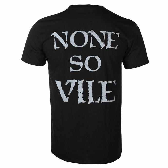 t-shirt pour homme Cryptopsy - Keenne so Villas - Noir - INDIEMERCH