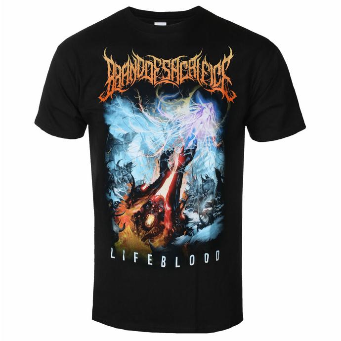 t-shirt pour homme Brand of Sacrifice - Lifeblood- Noir - INDIEMERCH