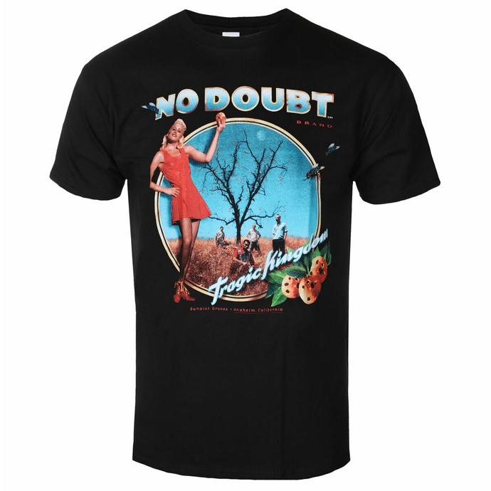 T-shirt pour homme NO DOUBT - TRAGIC KINGDOM