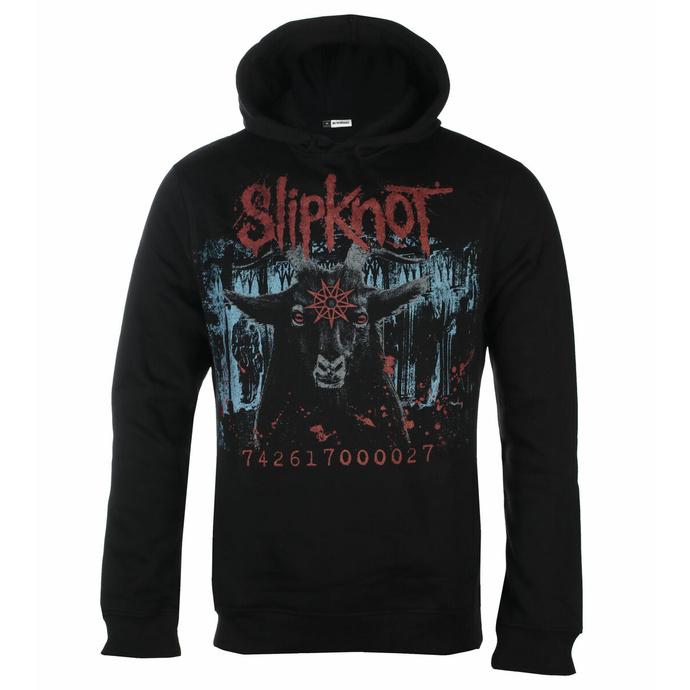 sweatshirt pour homme Slipknot - Goat Splatter Paint