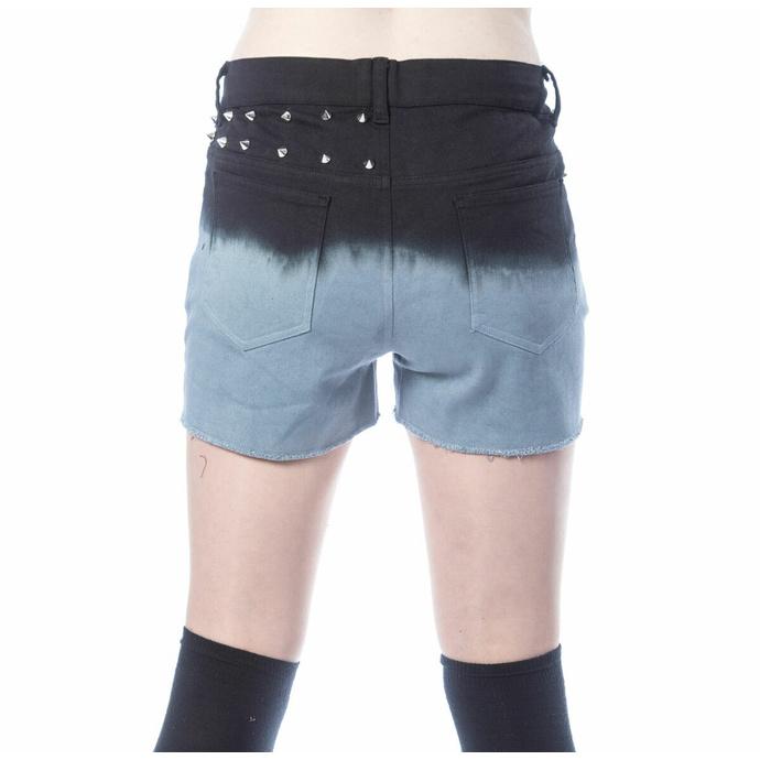 Short pour femmes VIXXSIN - GAIA - NOIR/GREIS