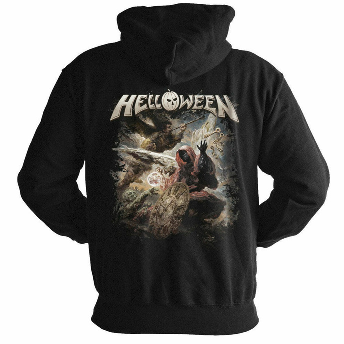sweatshirt pour homme HELLOWEEN - Cover - NUCLEAR BLAST