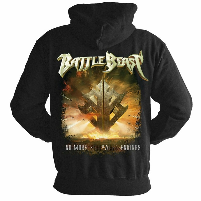 sweatshirt pour homme BATTLE BEAST - Hollywood endings - NUCLEAR BLAST