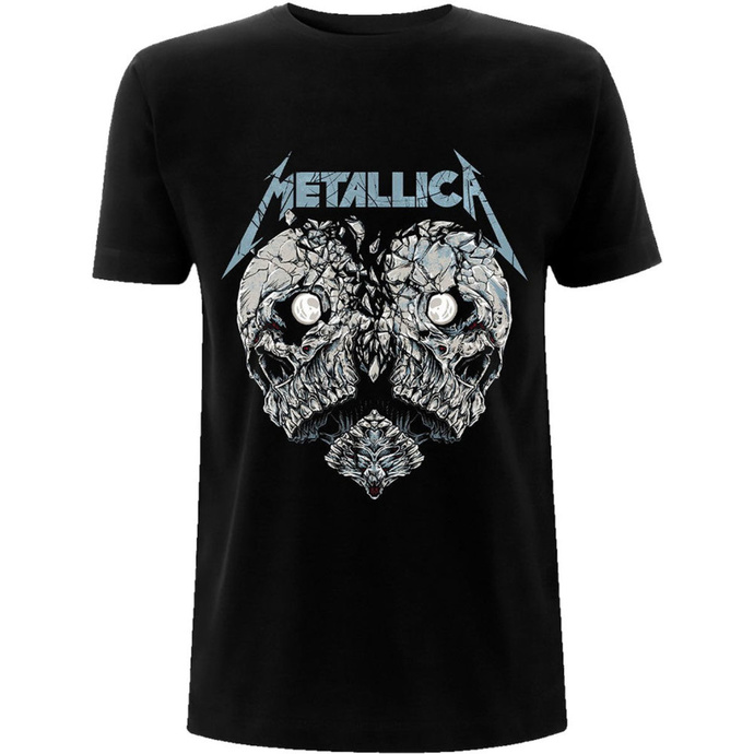 T-shirt pour hommes Metallica - Heart Broken - ROCK OFF