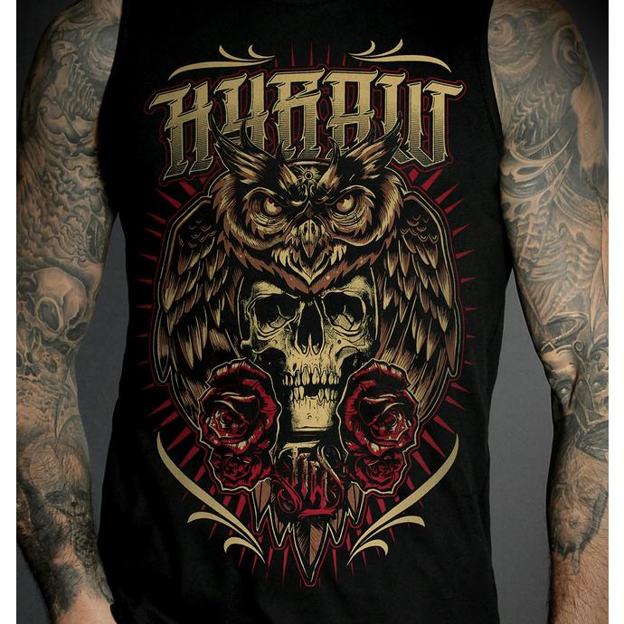 Top pour hommes HYRAW - DEAD OWL